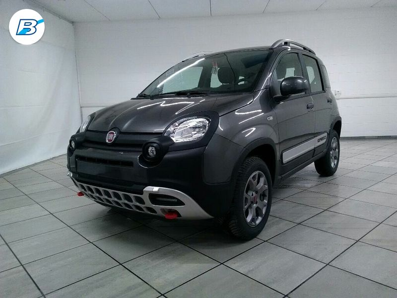 FIAT Panda  0.9 t.air t. Cross 4×4 s e s 85cv