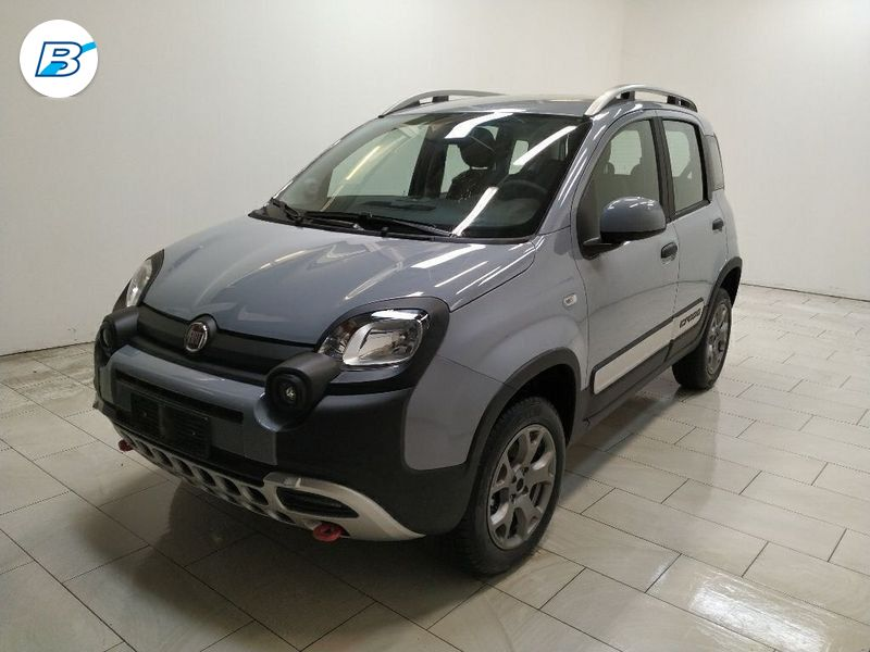 FIAT Panda Cross  0.9 TwinAir Turbo SS 4×4