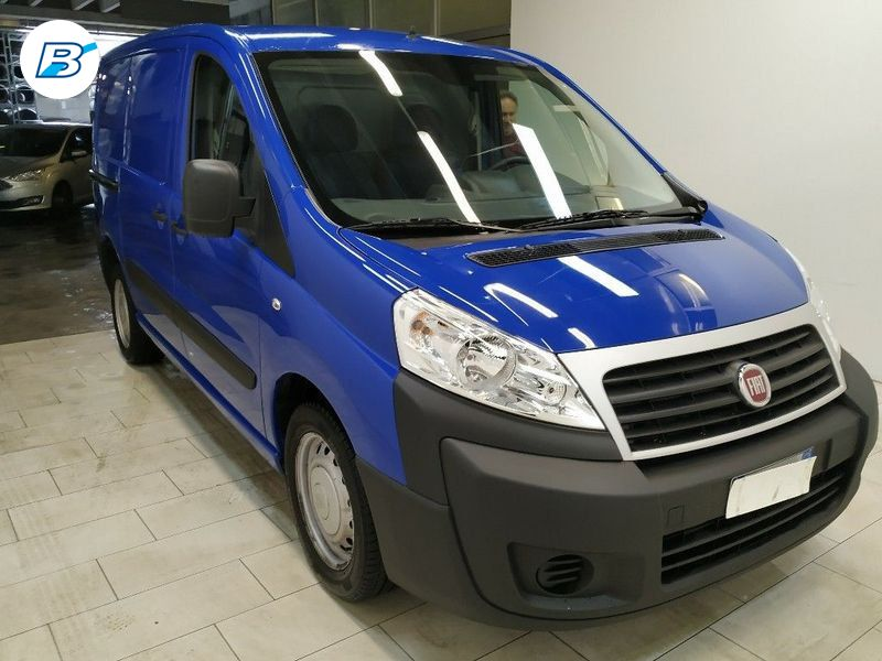FIAT Scudo  1.6 MJT 8V PC-TN Furgone Vetrato 10q. Comfort