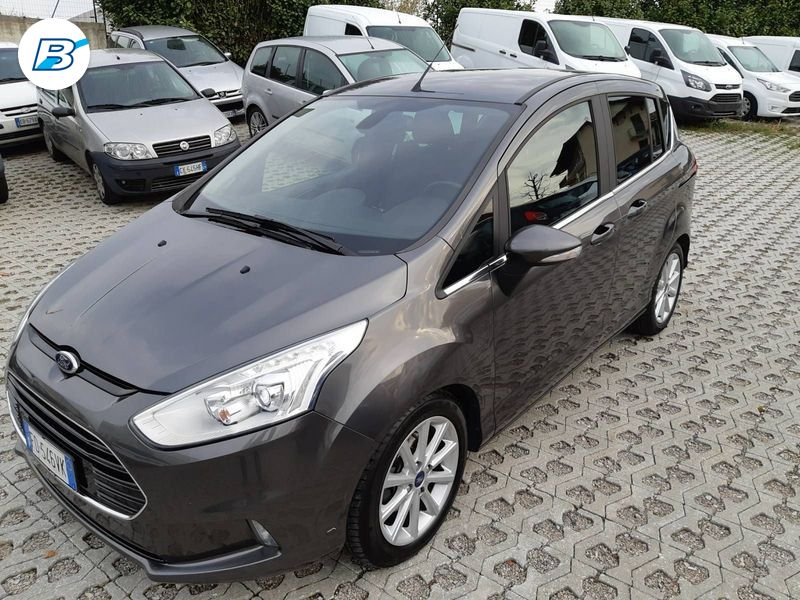 Ford B-Max  1.5 TDCi 75CV Business Titanium