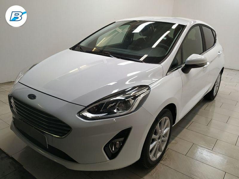Ford Fiesta  5p 1.1 Titanium Gpl 75cv