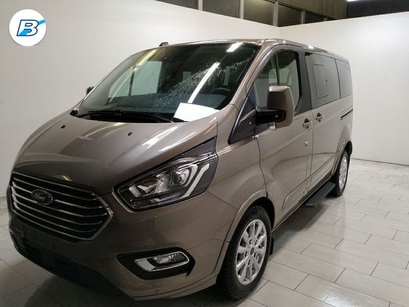 Ford Tourneo Custom  320 2.0 TDCi 185CV aut. PC Titanium