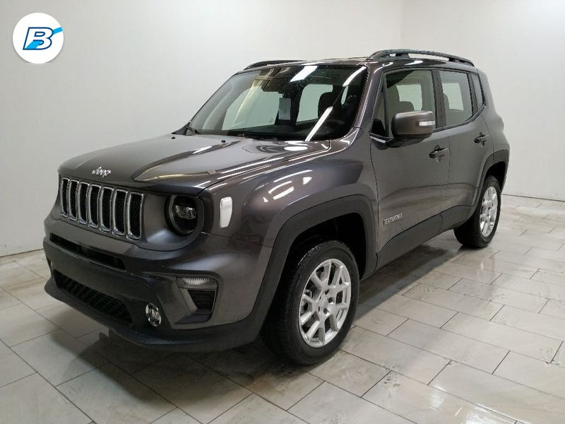 Jeep Renegade  2.0 Mjt 140CV 4WD Active Drive Limited
