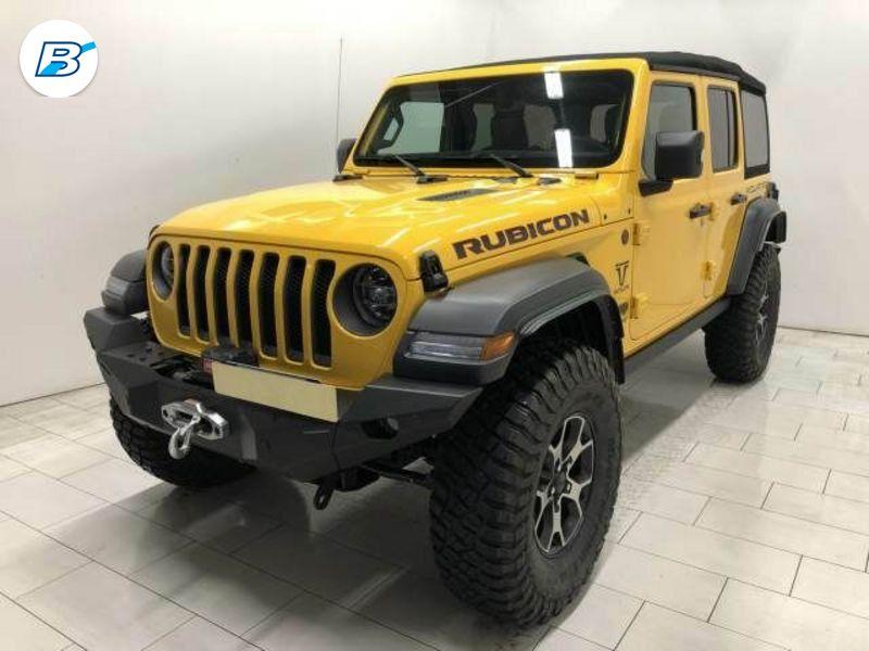Jeep Wrangler  Unlimited 2.2 Mjt II Rubicon