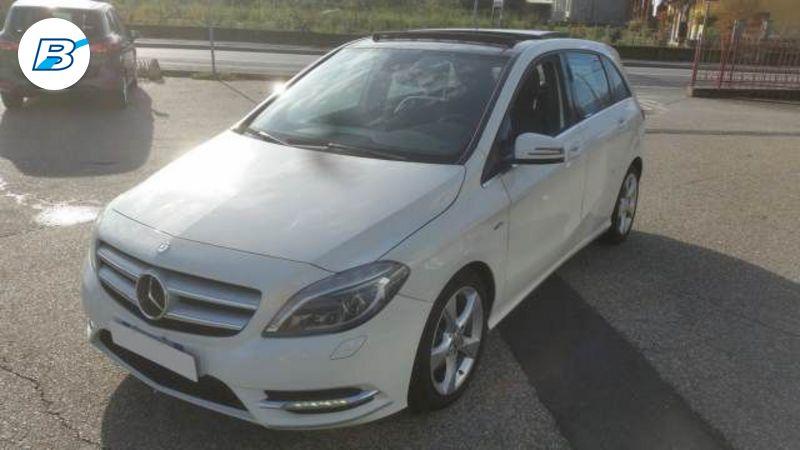 Mercedes-Benz Classe B  B 200 CDI BlueEFFICIENCY Premium