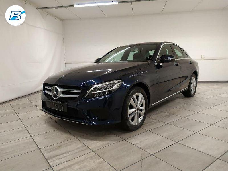 Mercedes-Benz Classe C  C 180 d Automatic Sport