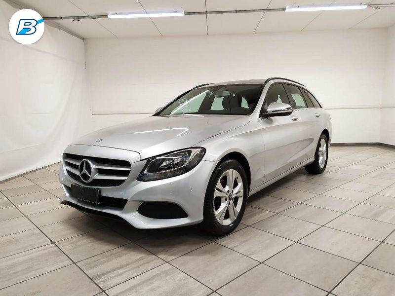 Mercedes-Benz Classe C  C 200 d S.W. Automatic Business