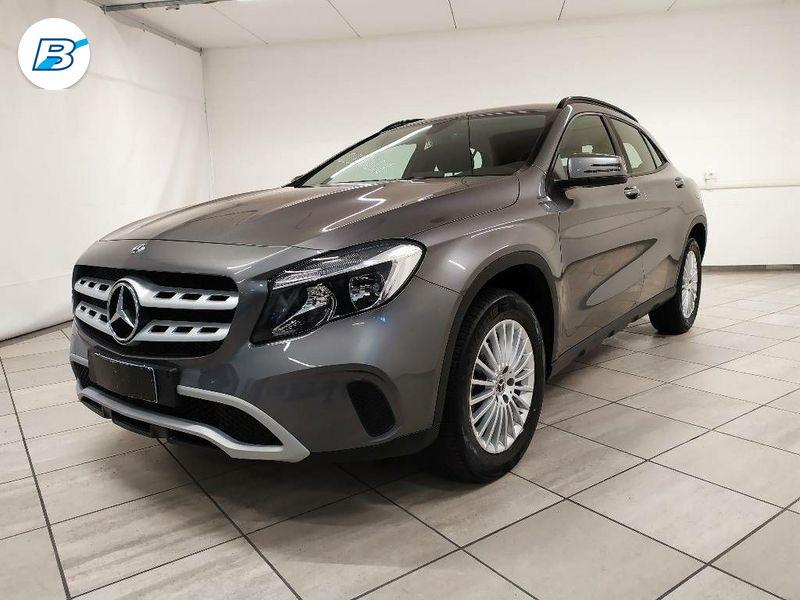 Mercedes-Benz GLA  GLA 180 d Automatic Business