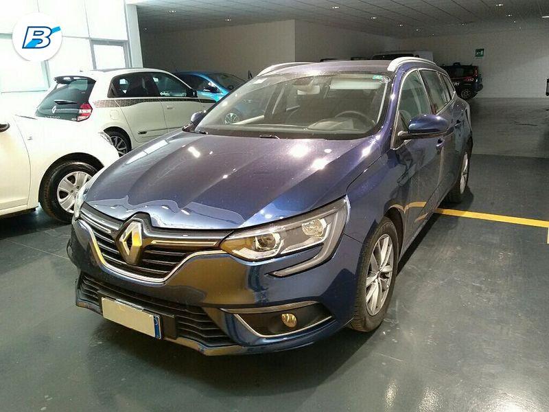 Renault Mégane  Sporter dCi 8V 110 CV Energy Business