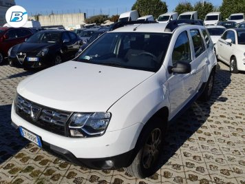 Dacia Duster  Duster 1.5 dCi 110CV 4x4 Lauréate