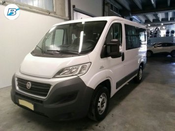 FIAT Ducato  30 2.3 MJT 150CV PC-TN Panorama