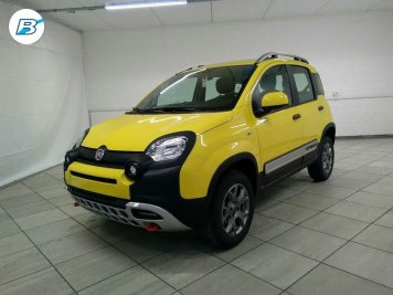FIAT Panda  0.9 t.air turbo Cross 4x4 s e s 85cv