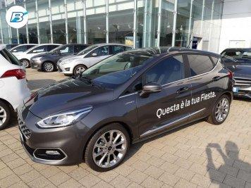 Ford Fiesta  1.5 TDCi 120 CV 5 porte Vignale