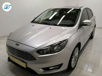 Ford Focus  1.5 TDCi 120 CV Start&Stop Titanium Business