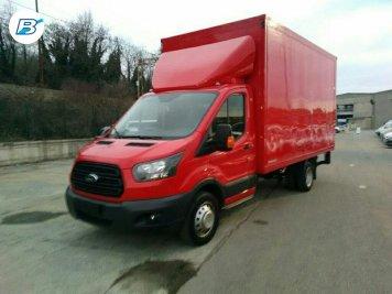 Ford Transit 470 2014 Tr.Post.  transit 470 tr.post. 2.0 tdci 130cv entry L3 r.gem. E6