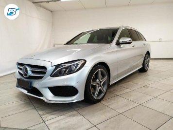 Mercedes-Benz Classe C  C 220 BlueTEC S.W. Automatic Premium