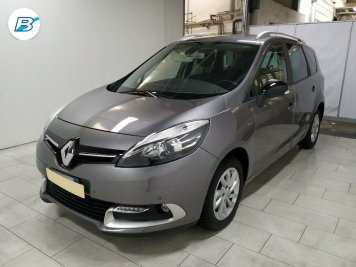 Renault Scénic  1.5 dCi 110CV Start&Stop Limited