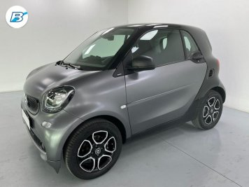 smart fortwo  70 1.0 twinamic Passion