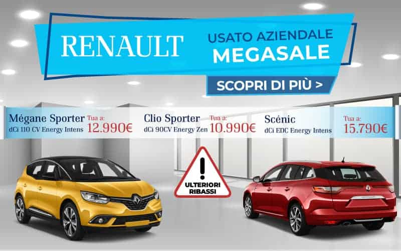 renault usate