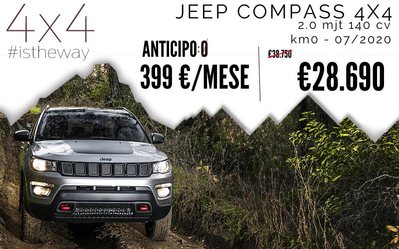 Jeep Compass Diesel 4x4