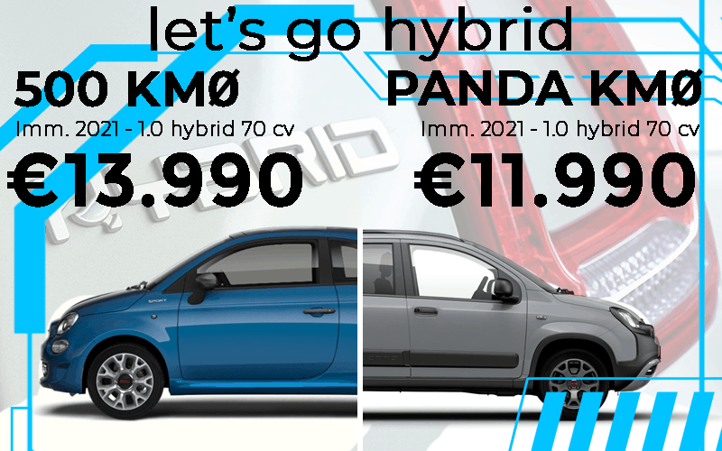 Gamma Fiat Hybrid