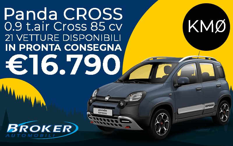 Fiat panda Cross KM0